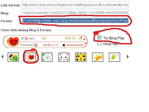 [HƯỚNG DẪN] Cách gửi tặng quà tặng âm nhạc Chan_s10