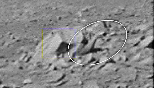 Mars - Lander and Rover Images 18086910