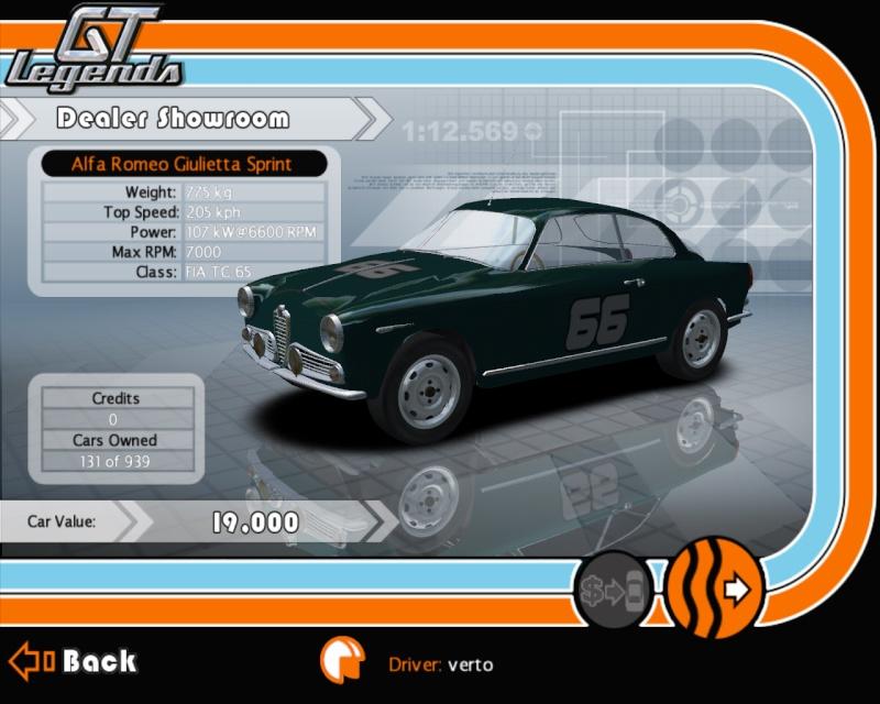 Alfa Romeo Giulietta Sprint Veloce - Page 2 Agsv110