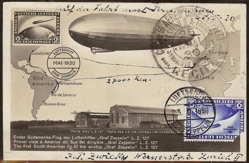 Zeppelinpost der Besatzung - Seite 2 57_d_z11
