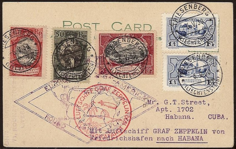 nach - Südamerikafahrt 1930, Post nach Lakehurst - Seite 2 57_nn_10