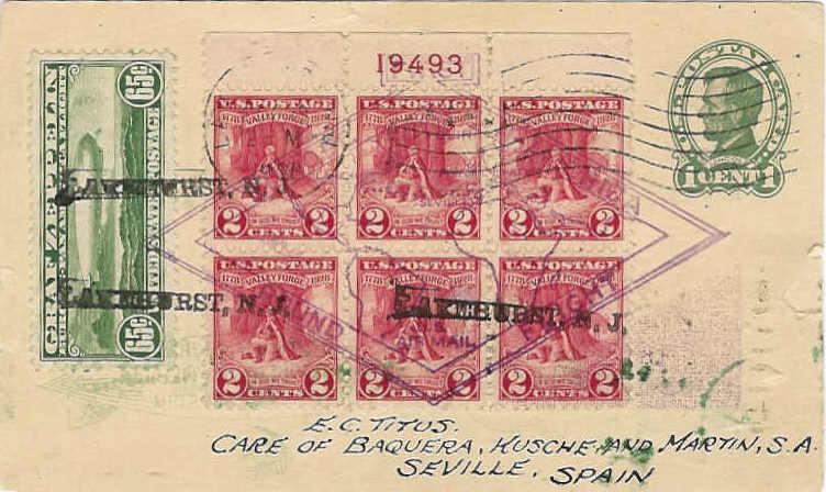 """Südamerikafahrt 1930 (Rundfahrt-) Post nach Friedrichshafen"""" - Seite 4 64_f_s10"""