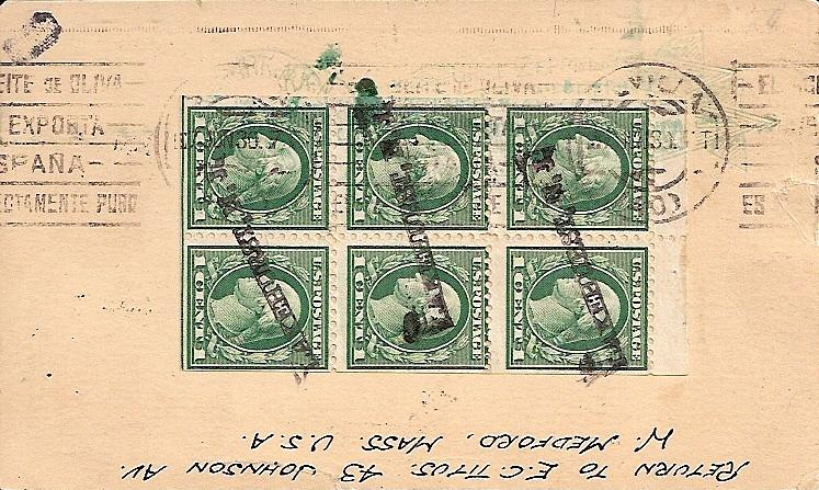 """Südamerikafahrt 1930 (Rundfahrt-) Post nach Friedrichshafen"""" - Seite 4 64_f_s11"""