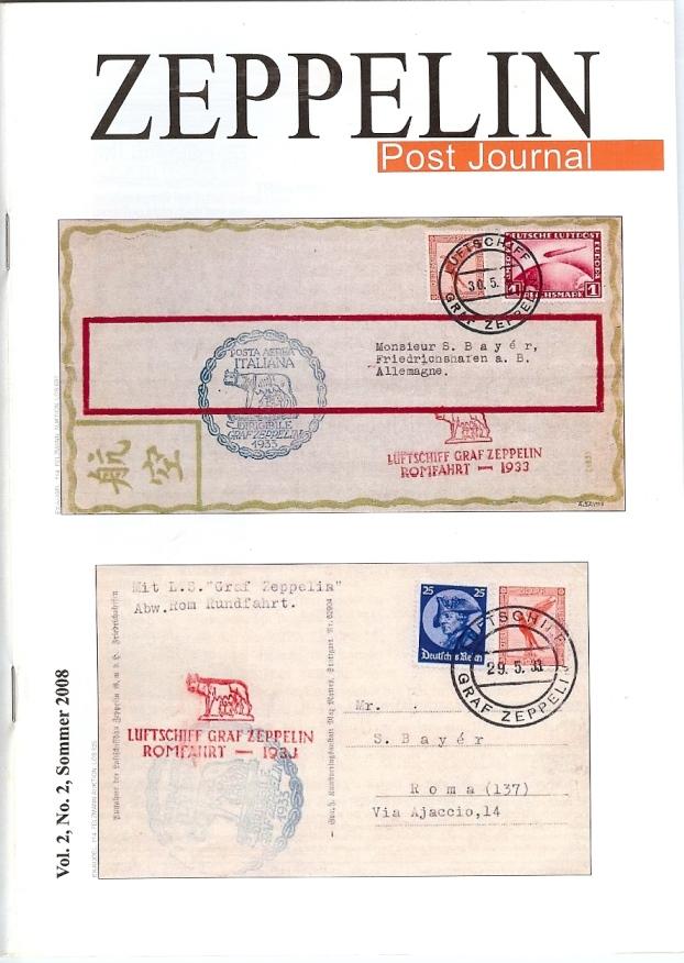 Zeppelinpost des LZ 127 - Seite 7 Scanne19