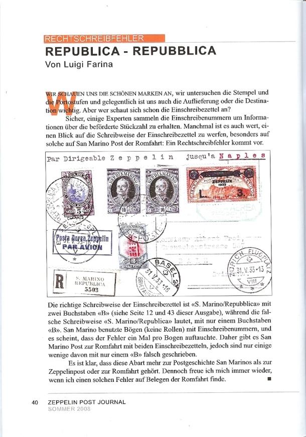 Zeppelinpost des LZ 127 - Seite 7 Scanne20
