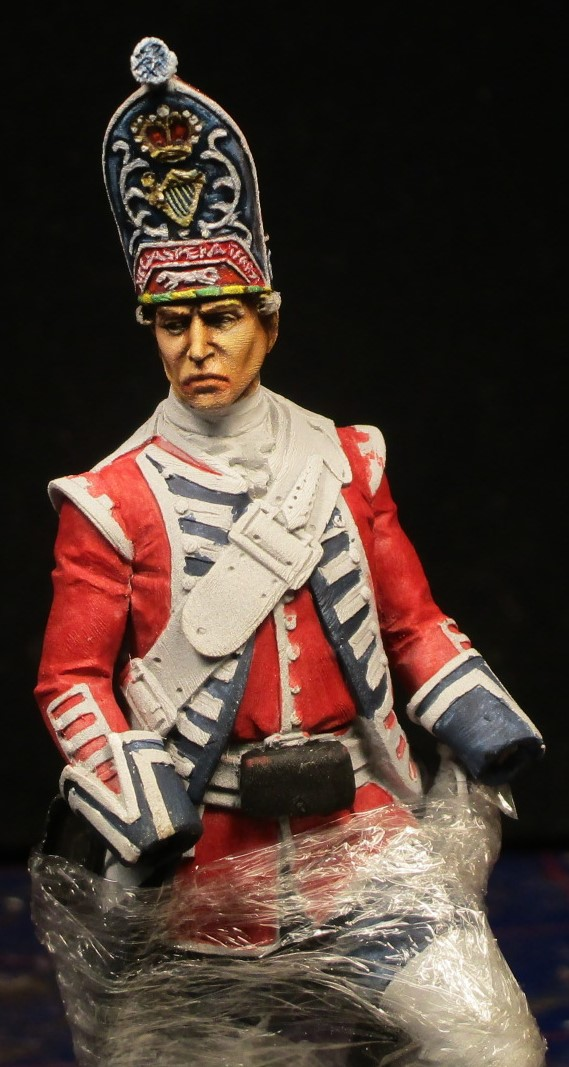 grenadier anglais du 18th Foot en 1751 Img_0512