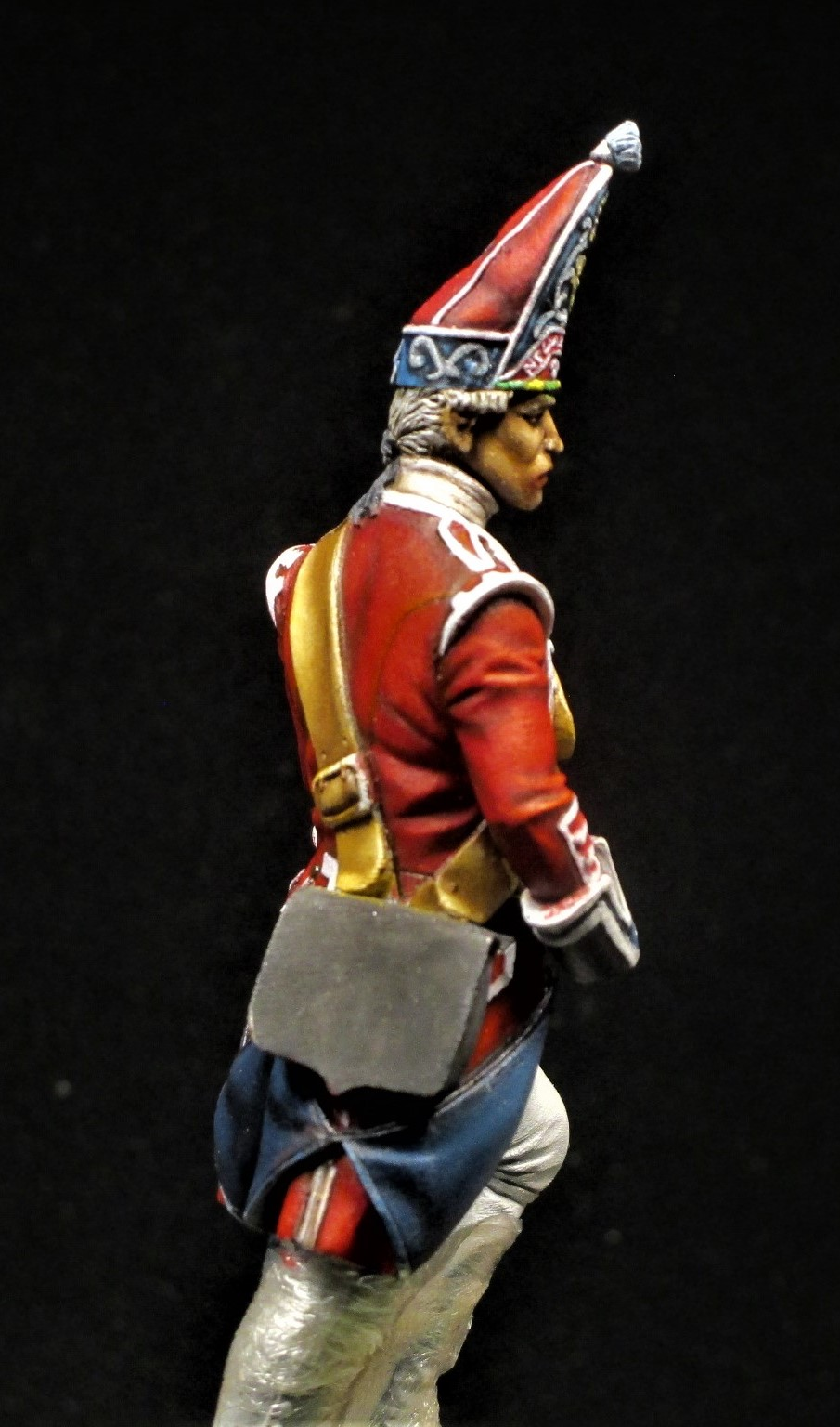 grenadier anglais du 18th Foot en 1751 Img_1113