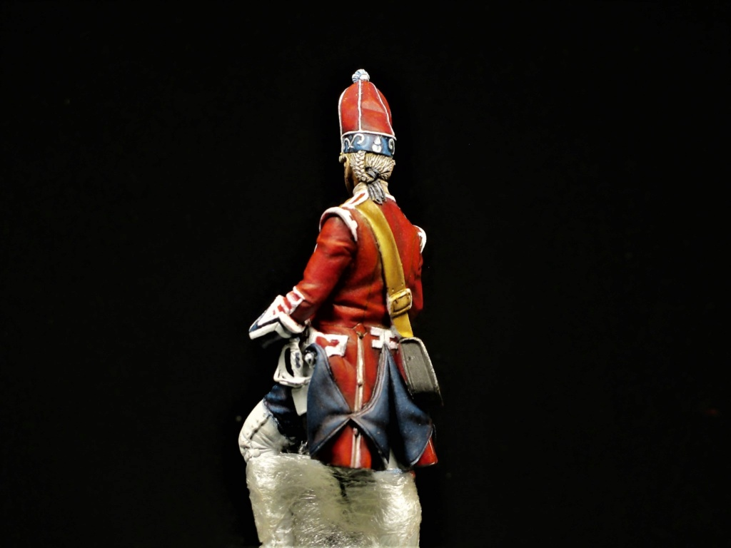 grenadier anglais du 18th Foot en 1751 Img_1114