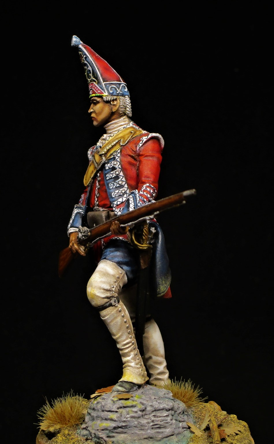 grenadier anglais du 18th Foot en 1751 - Page 2 Img_1223