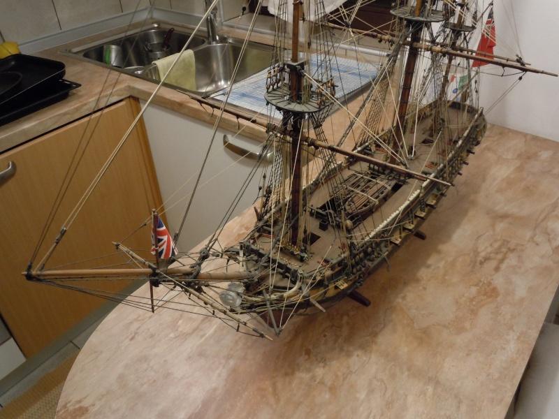 Ajax Fregata Inglese del 1765 (Forlani daniel) - *** TERMINATO! *** Navi_011