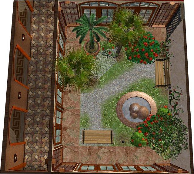 Galerie de Cocoli - Page 3 Cour_i10