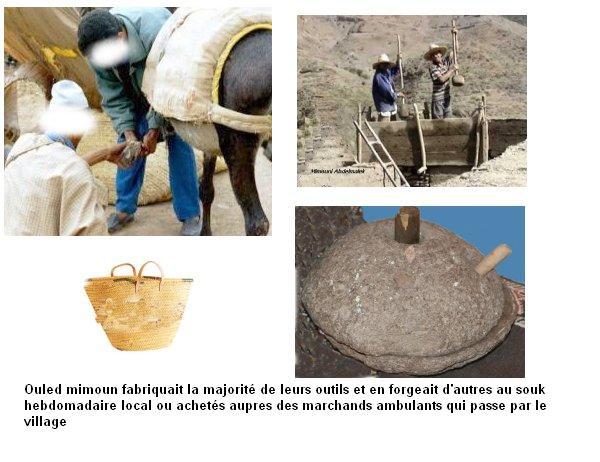 Livre  Photo - Le Passé Agricole d'Ouled Mimoun Mimoun17
