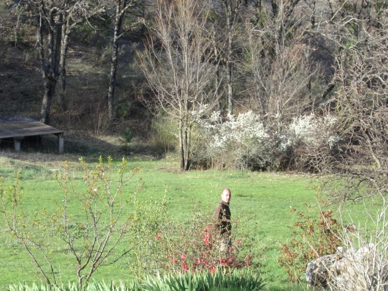 Domaine des Trois Fontaines les 2 et 3 avril 2011. Img_0198