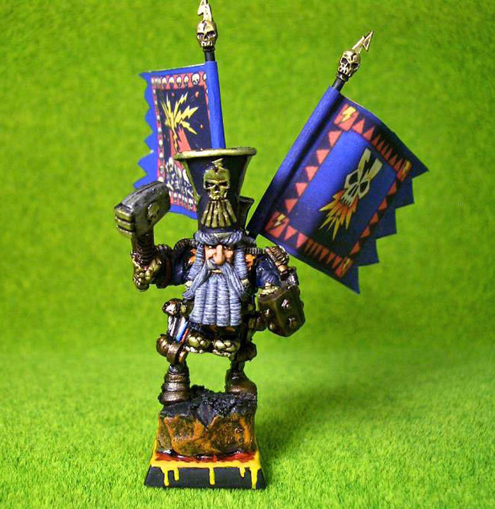 Astragoth (Chaos Dwarf Special Character) Astrag10