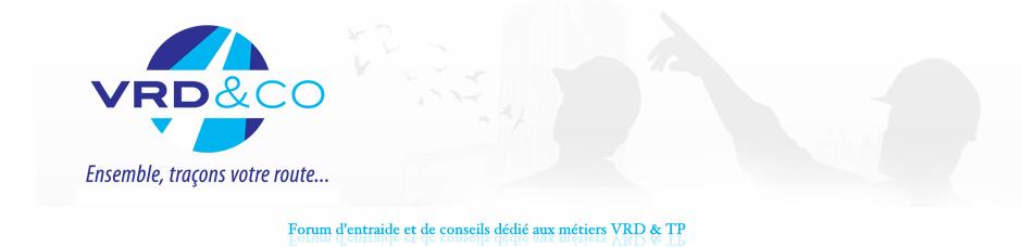 Diverses questions sur le monde du VRD, c'est ici Header10