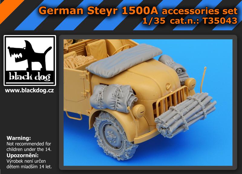 Nouveautés BLACK DOG 3504310