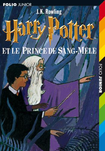 [Roman] Saga Harry Potter Tome 6 : Harry Potter et le Prince de sang mêlé Folio-10