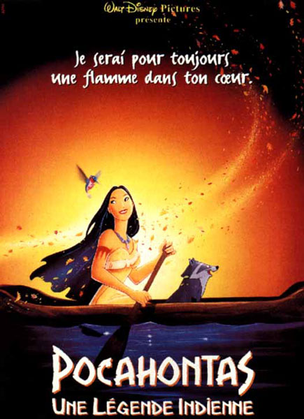 Pocahontas, une légende indienne Gaff5410