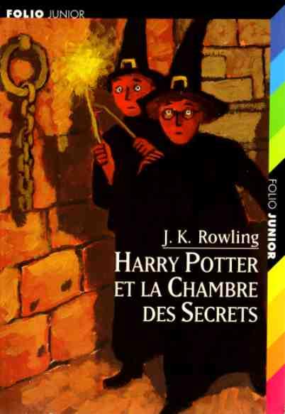 [Roman] Saga Harry Potter Tome 2 : Harry Potter et la Chambre des secrets Harrye10