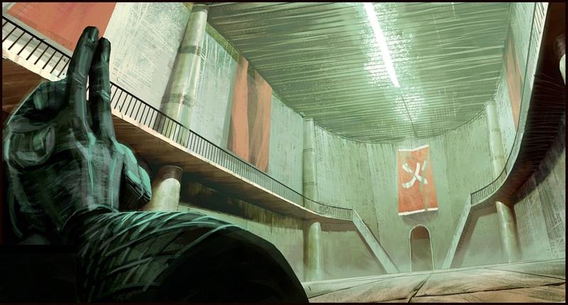 Aréna v hlavním městě Arena10