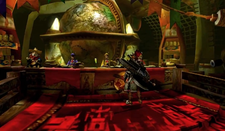 New Monster Hunter 4 trailer out (21/02/2013) Specul10