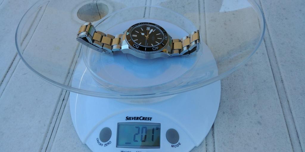 ward - La montre de plongée Christopher Ward C60 Trident COSC 600 mouvement SH21  20180817