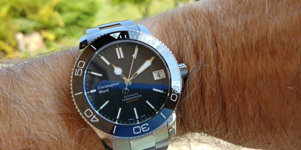 ward - Christopher ward  20180834