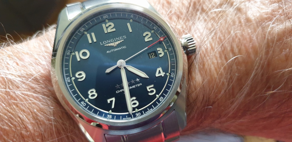 Longines Spirit chronometer 20201015