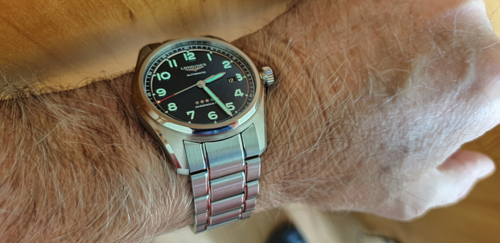 Longines Spirit chronometer 20201017