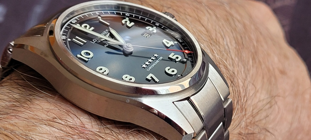 Longines Spirit chronometer 20201023