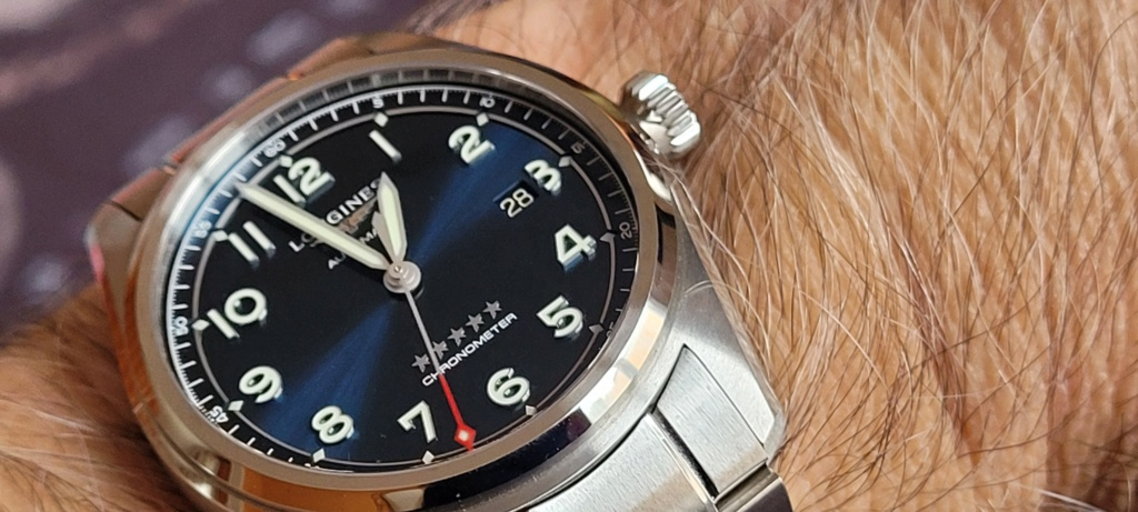 Longines Spirit chronometer 20201024