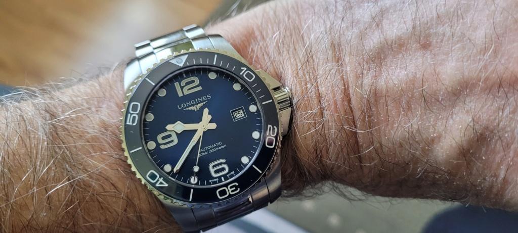 Votre montre du jour - Page 30 20210216
