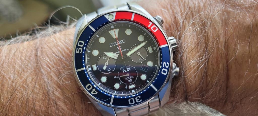 Votre montre du jour - Page 3 20210515