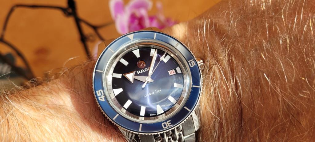Votre montre du jour - Page 10 20211013