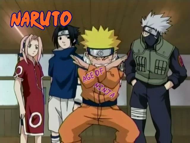 Naruto Age of Ninja
