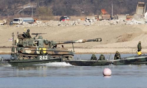 la guerre des Corées aurait-elle lieu ? Kore1010