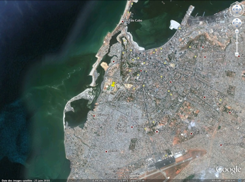 Mausolée d'Agostinho Neto, Luanda, Angola [touvé par zebramannn] - Page 2 Angola11
