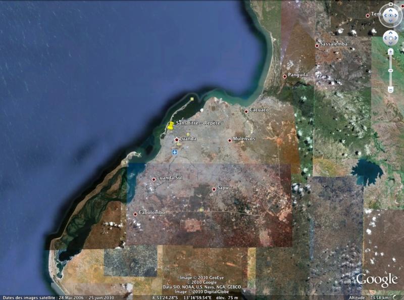 Mausolée d'Agostinho Neto, Luanda, Angola [touvé par zebramannn] - Page 2 Angola12