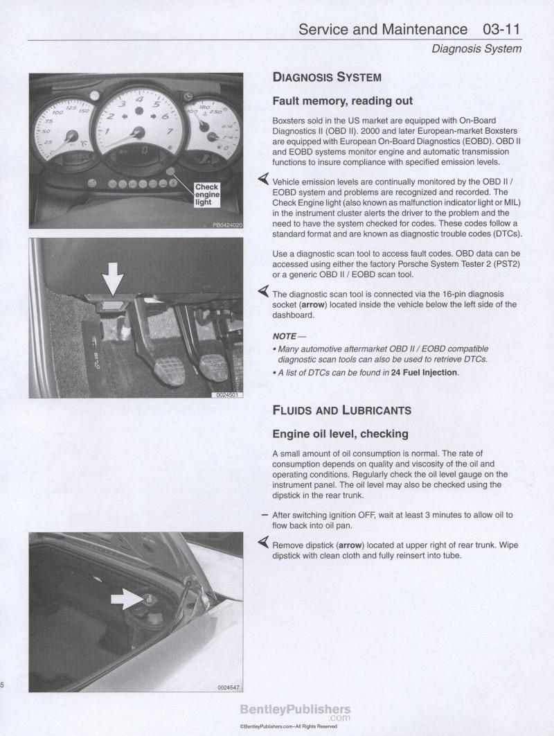 Manuel de Réparation Porsche Boxster et S de 1997 à 2004 [Dispo ICI] 05510
