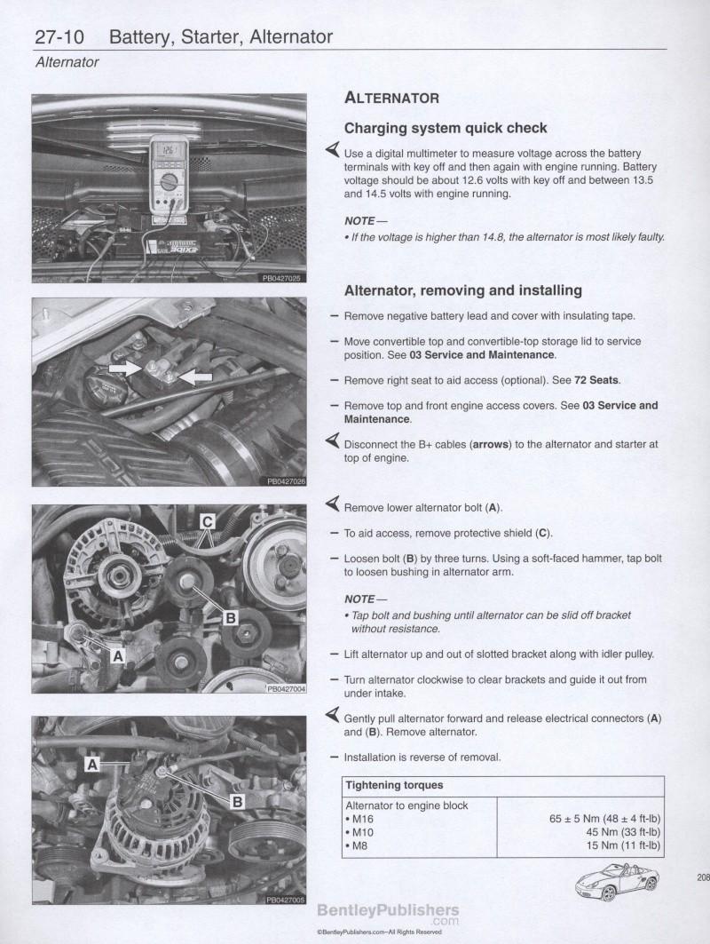 Manuel de Réparation Porsche Boxster et S de 1997 à 2004 [Dispo ICI] - Page 4 20810
