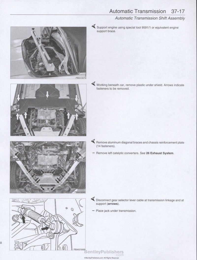 Manuel de Réparation Porsche Boxster et S de 1997 à 2004 [Dispo ICI] 25510