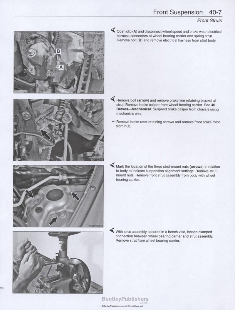 Manuel de Réparation Porsche Boxster et S de 1997 à 2004 [Dispo ICI] 26310