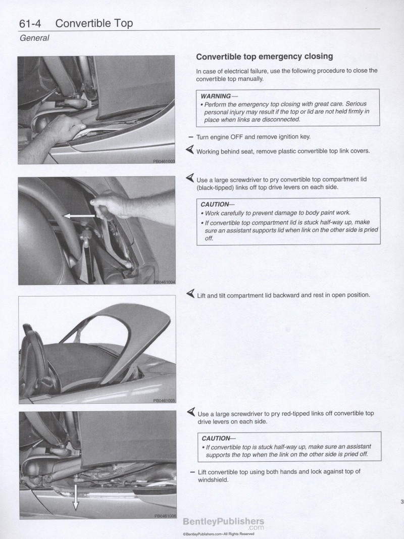 Manuel de Réparation Porsche Boxster et S de 1997 à 2004 [Dispo ICI] 35610