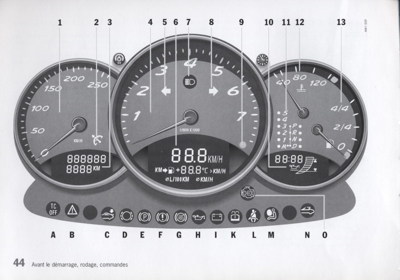 Manuel Tech Français Boxster 986 de 1998 et la S de 2001 [Dispo ICI !] 4410
