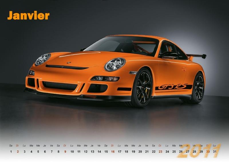 Calendrier Porsche 2011 [Dispo ICI !] Calend11
