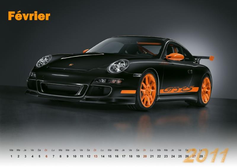 Calendrier Porsche 2011 [Dispo ICI !] Calend12