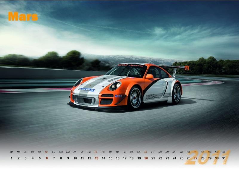 Calendrier Porsche 2011 [Dispo ICI !] Calend13