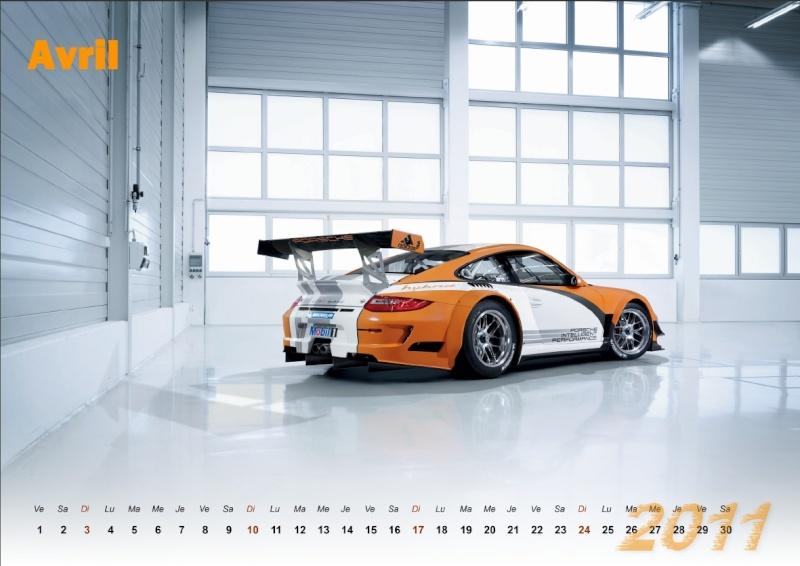 Calendrier Porsche 2011 [Dispo ICI !] Calend14