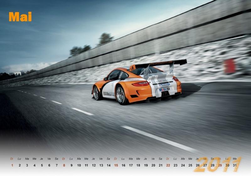 Calendrier Porsche 2011 [Dispo ICI !] Calend15