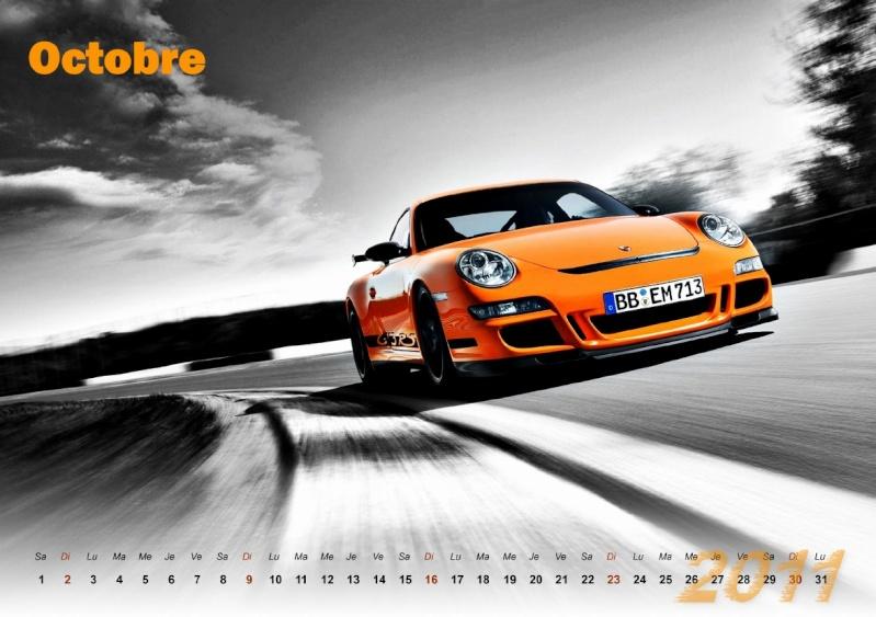Calendrier Porsche 2011 [Dispo ICI !] Calend20